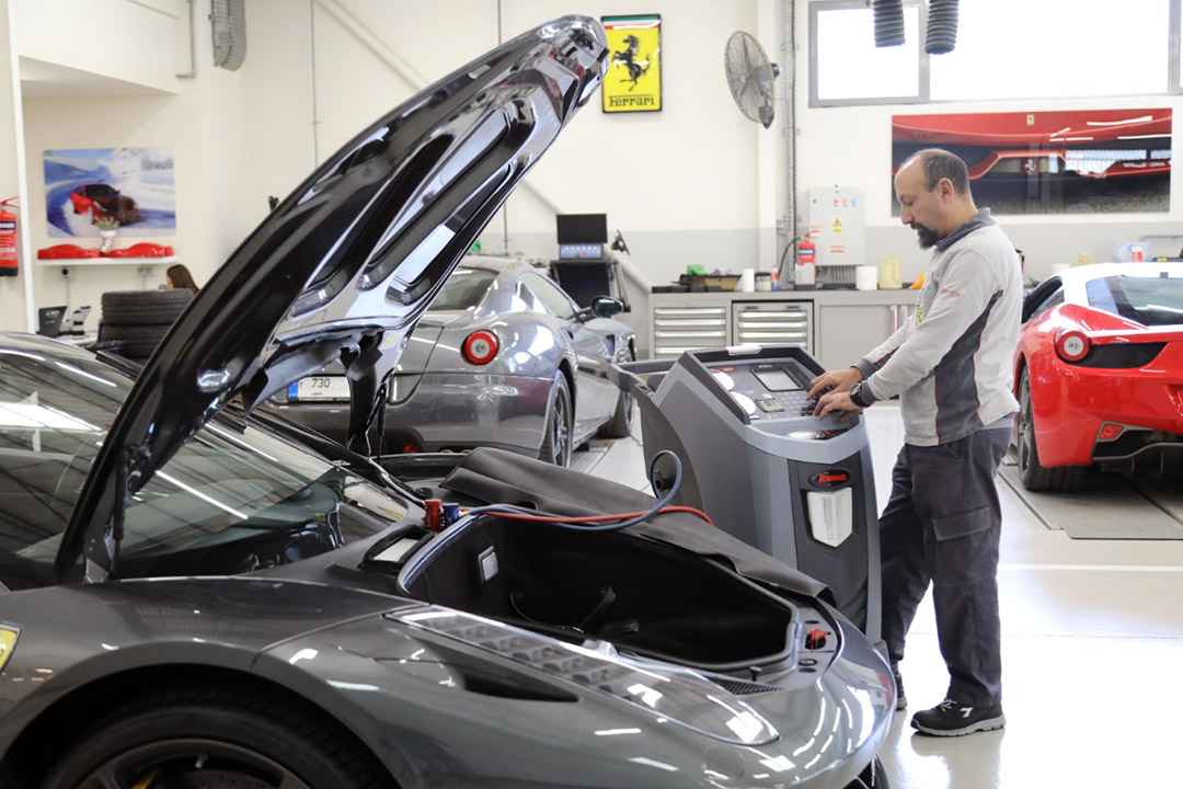 Ferrari Aftersales Service Ultimate Peace Of Mind For Prancing Horse Enthusiasts Fastmates