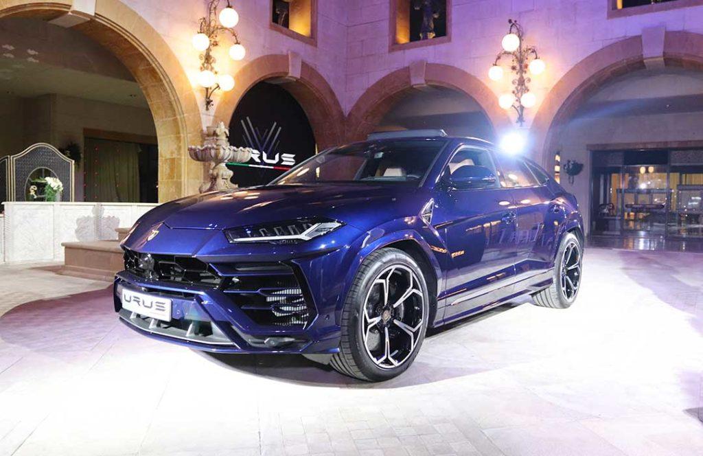 Lamborghini Urus Launch Broummana Fastmates